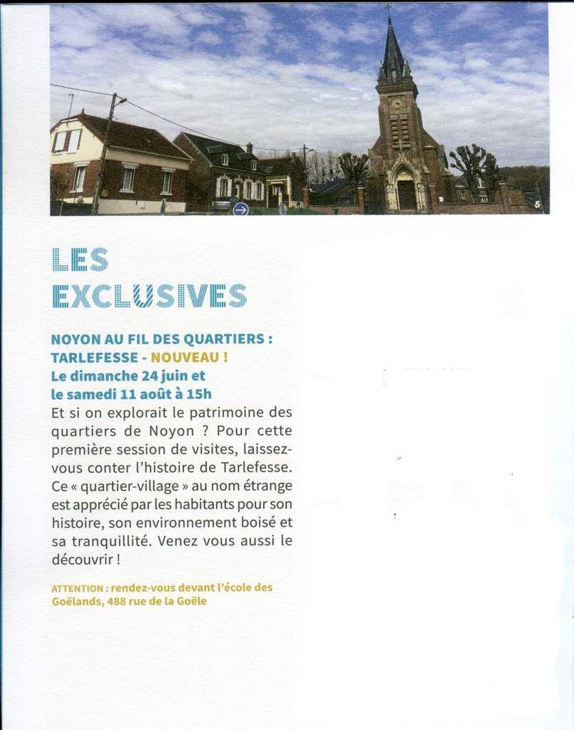 Album - le hameau de Tarlefesse les visites le 24 juin et 11 août 2018