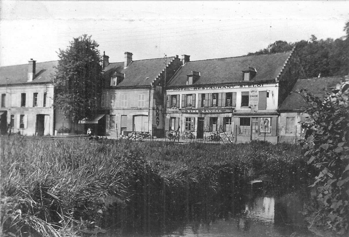 Album, le village de Cuise la Motte (Oise), les commerces