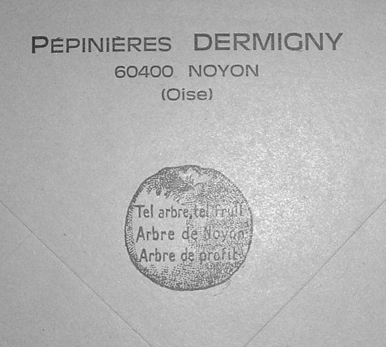 Album - la ville de Noyon (Oise), les pépignières Dermigny