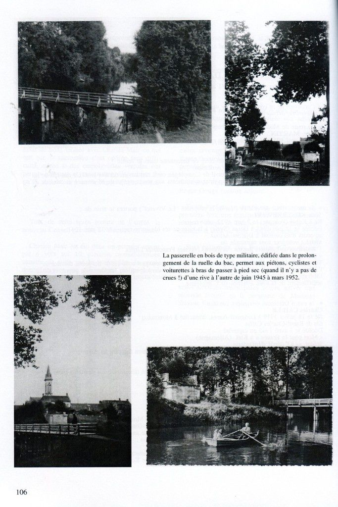 Album - le village de Montmacq-sur-Oise, un Siècle au fil de l'eau ( 3ème partie )