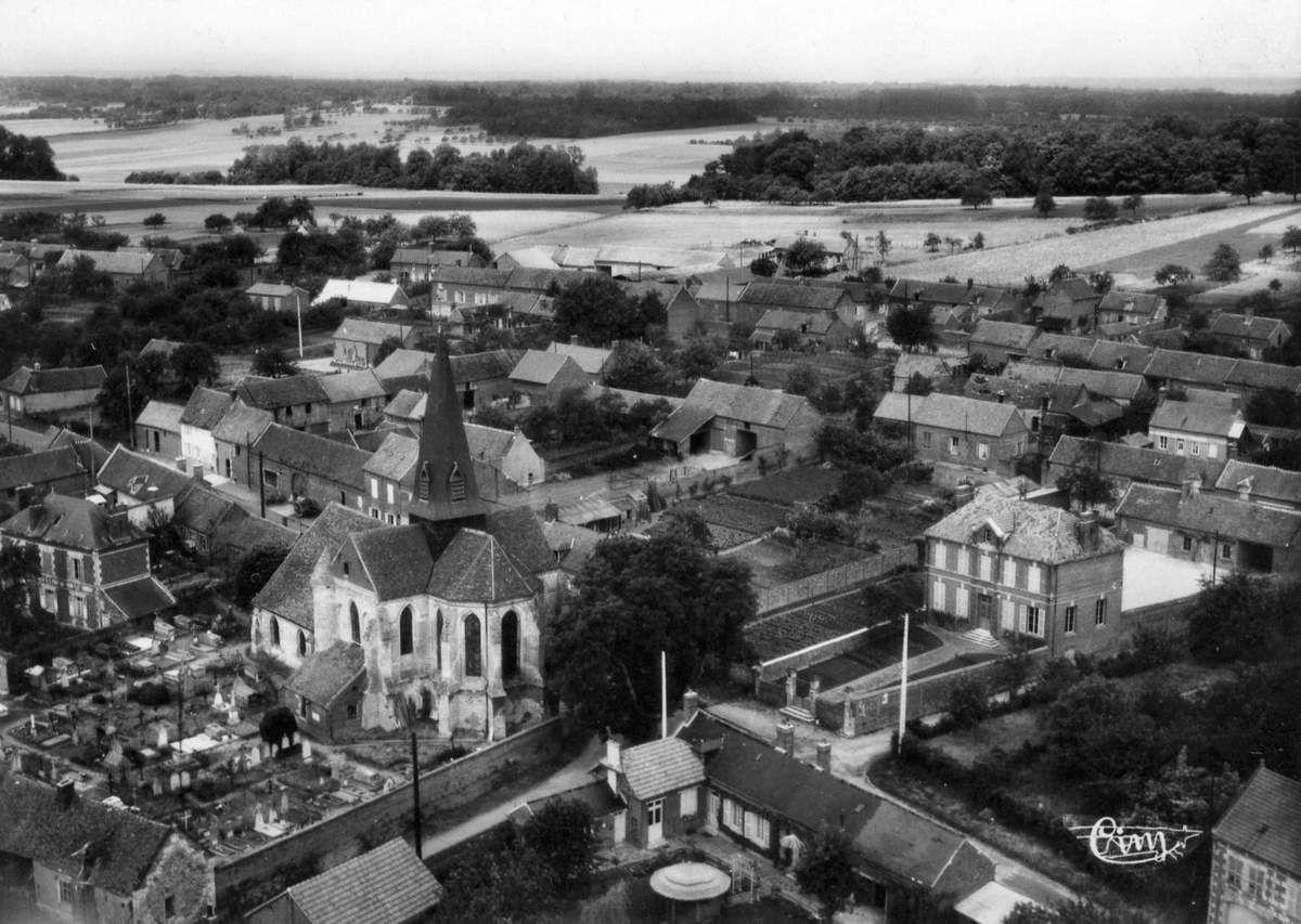 Album - le village de Jonquieres (Oise)