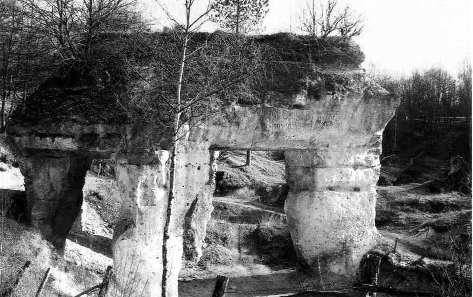 Album - le village de Dreslincourt ( Oise ), les Cinq Piliers