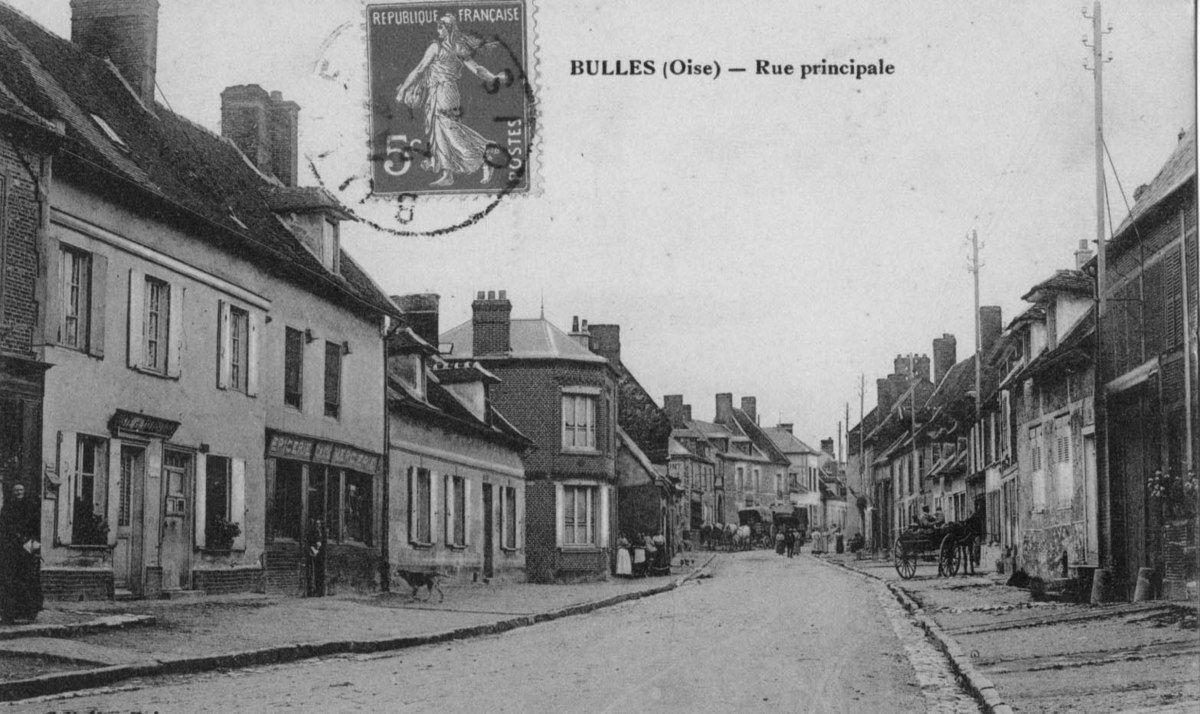 Album - le village de Bulles (Oise)