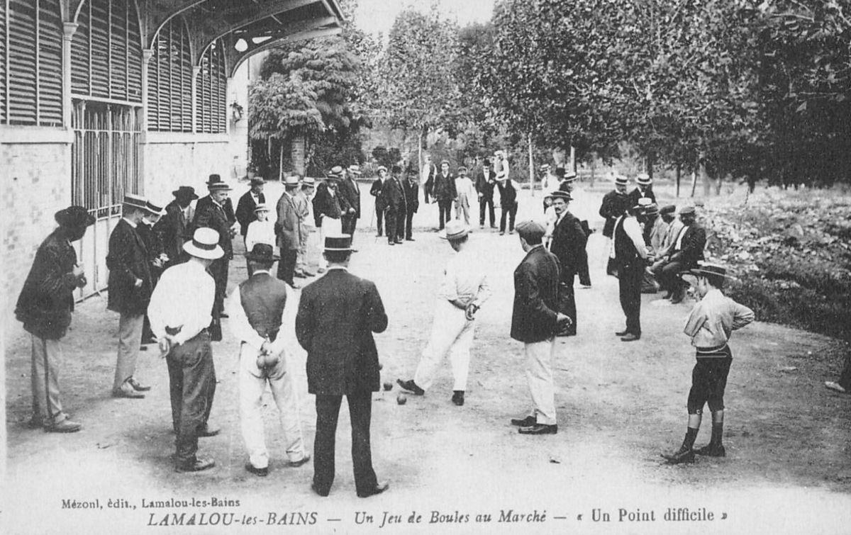 Album - la ville de Lamalou les Bains ( Herault )