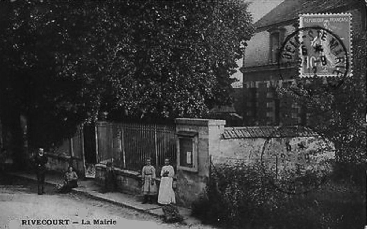 Album - le village de Rivecourt (Oise)