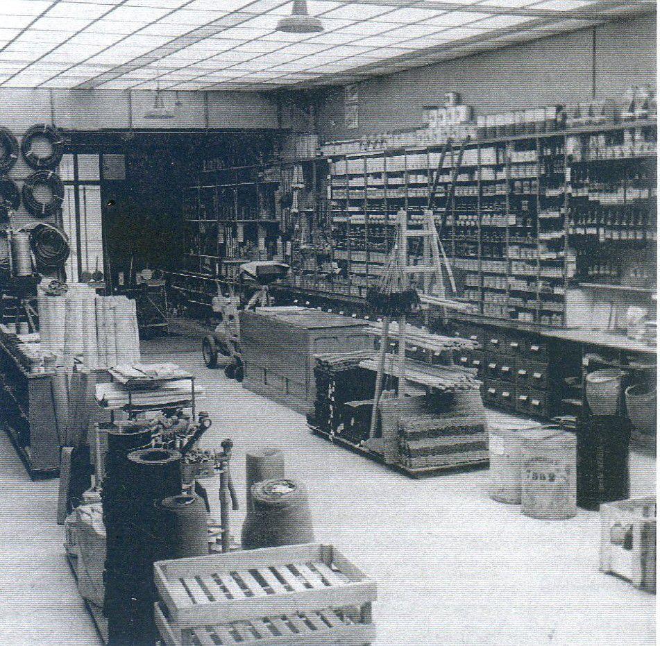 Album - la ville de Noyon ( Oise ), le commerce et magasin , Finet-Bladier-Gosset
