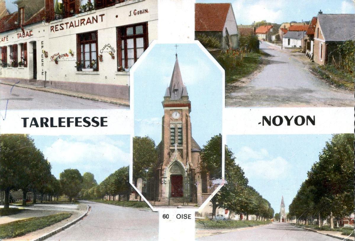 Album - le Hameau de Tarlefesse, notre village