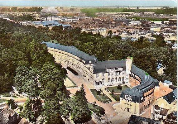 Album - la ville de Creil (Oise), les écoles, le fooball