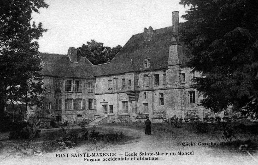 Album - la ville de Pont-Sainte-Maxence, les écoles