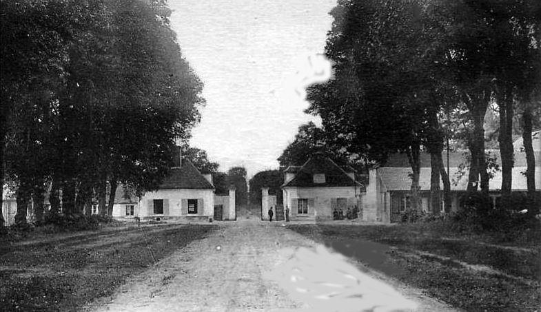 Album - la ville de Compiegne (Oise), le préventorium de la Faisanderie