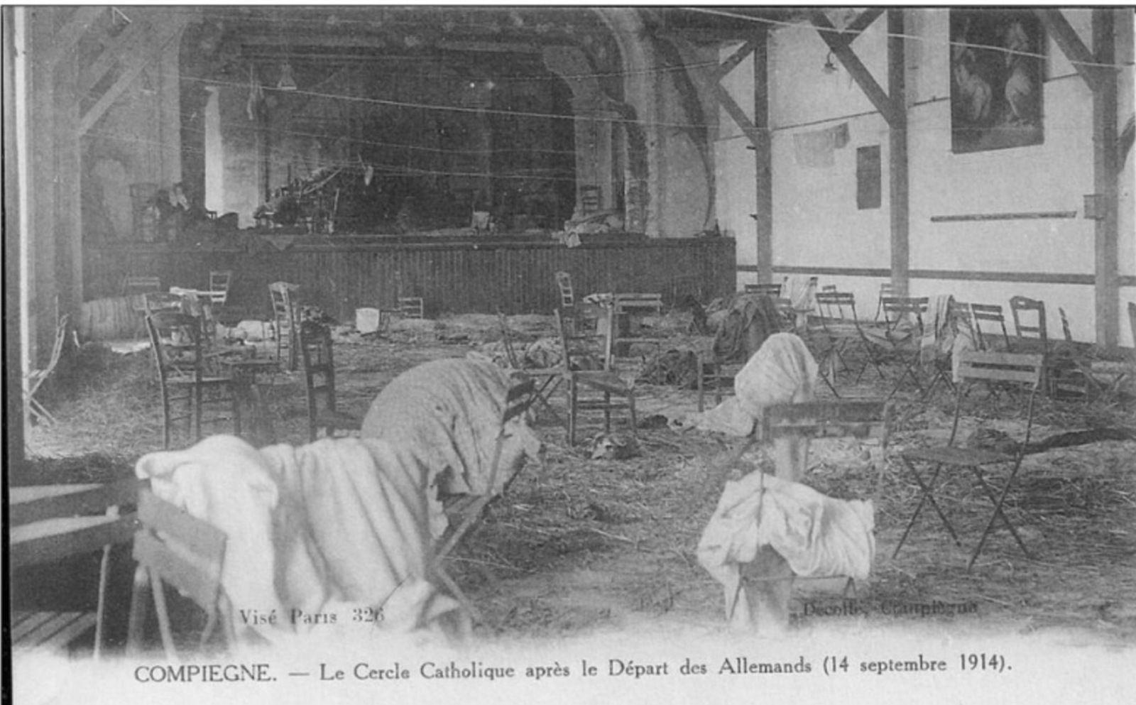 Album - la ville de Compiègne ( Oise), diverses photos 09