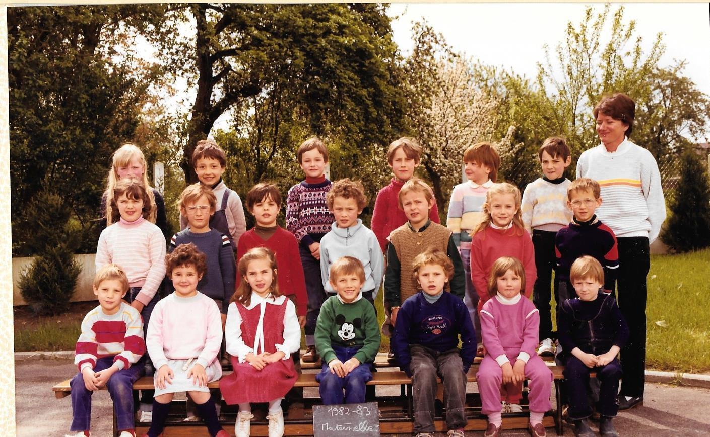 Album - le village de Coudun ( Oise ), les écoles