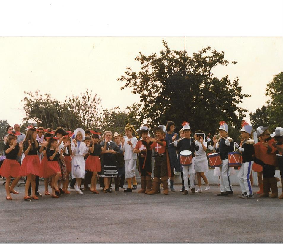 Album - le village de Coudun ( Oise ), le spectacle de Danse