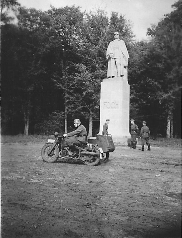 Album - le village de Rethondes (Oise), la signature de l'Armistice