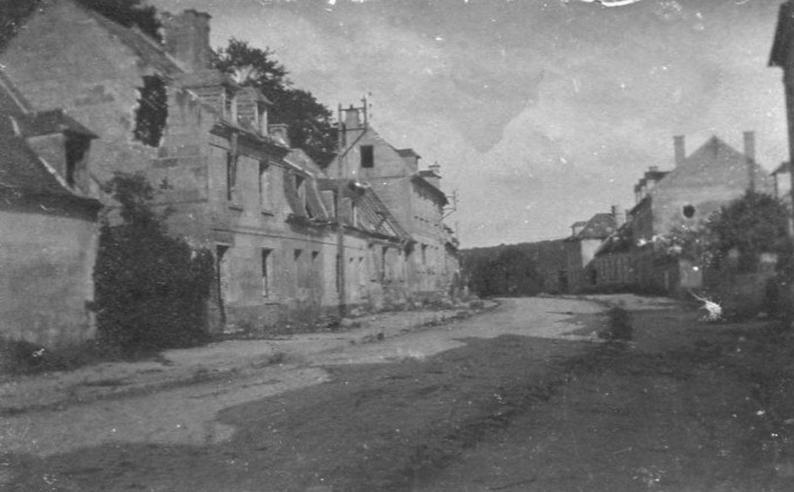Album - le village de Carlepont (Oise), les rues