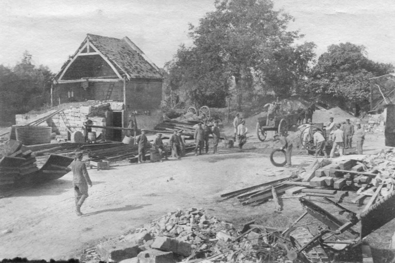 Album - Le village de Larbroye (Oise)