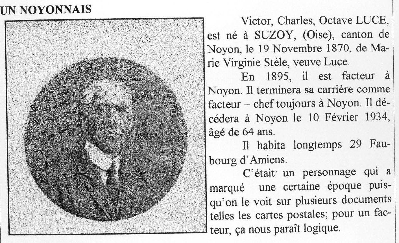 Album - la ville de Noyon (Oise), la Poste