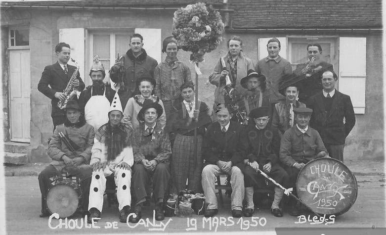 Album - le village de Canly (Oise)