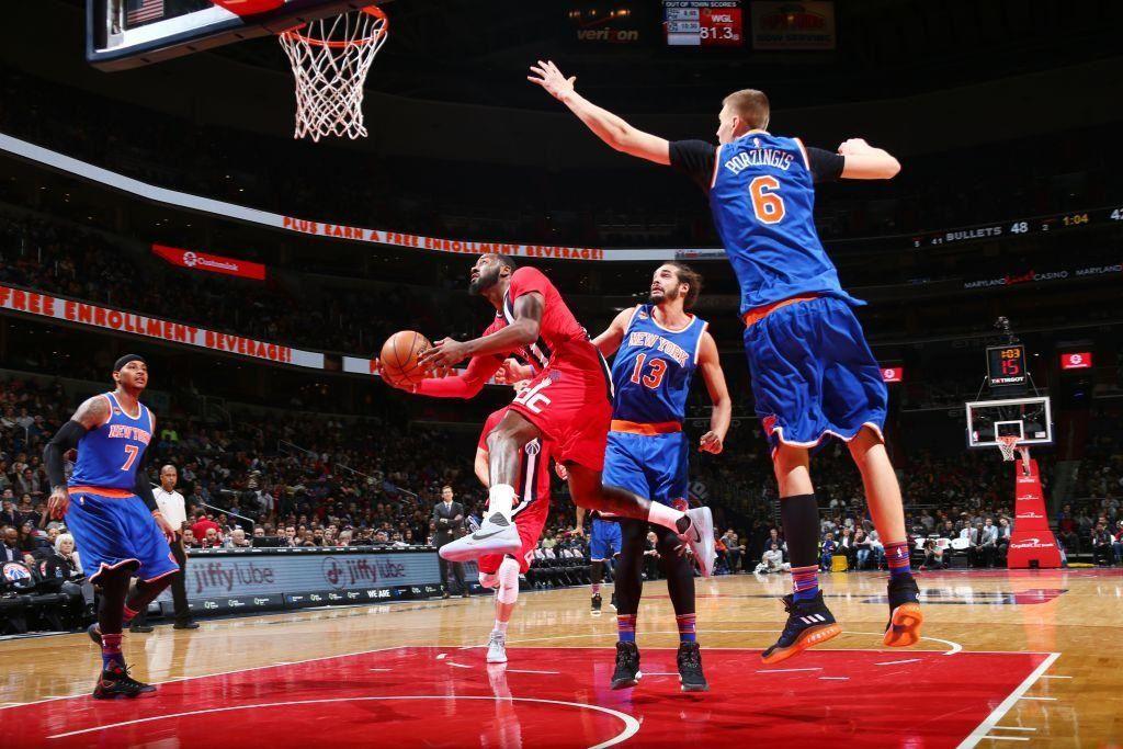 Washington se relève face aux Knicks, Miami domine Milwaukee
