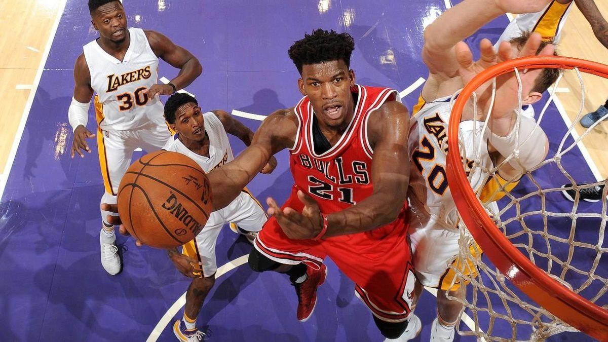 Les Bulls s'imposent à LA contre les Lakers, Utah Jazz s'enfonce face à Denver