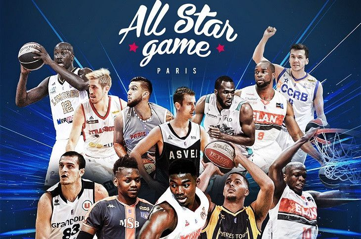 Pro A : Wilfried Yeguete titulaire pour le All-Star Game