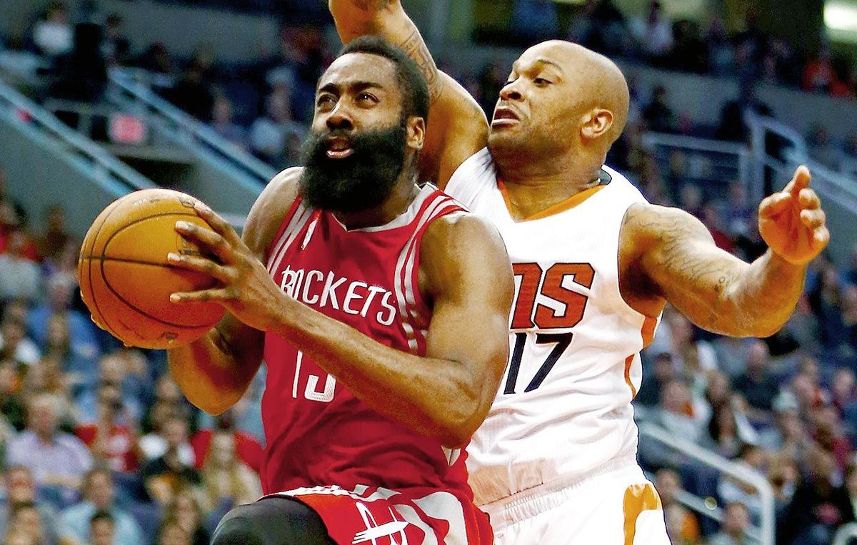 Harden et Gordon portent Houston