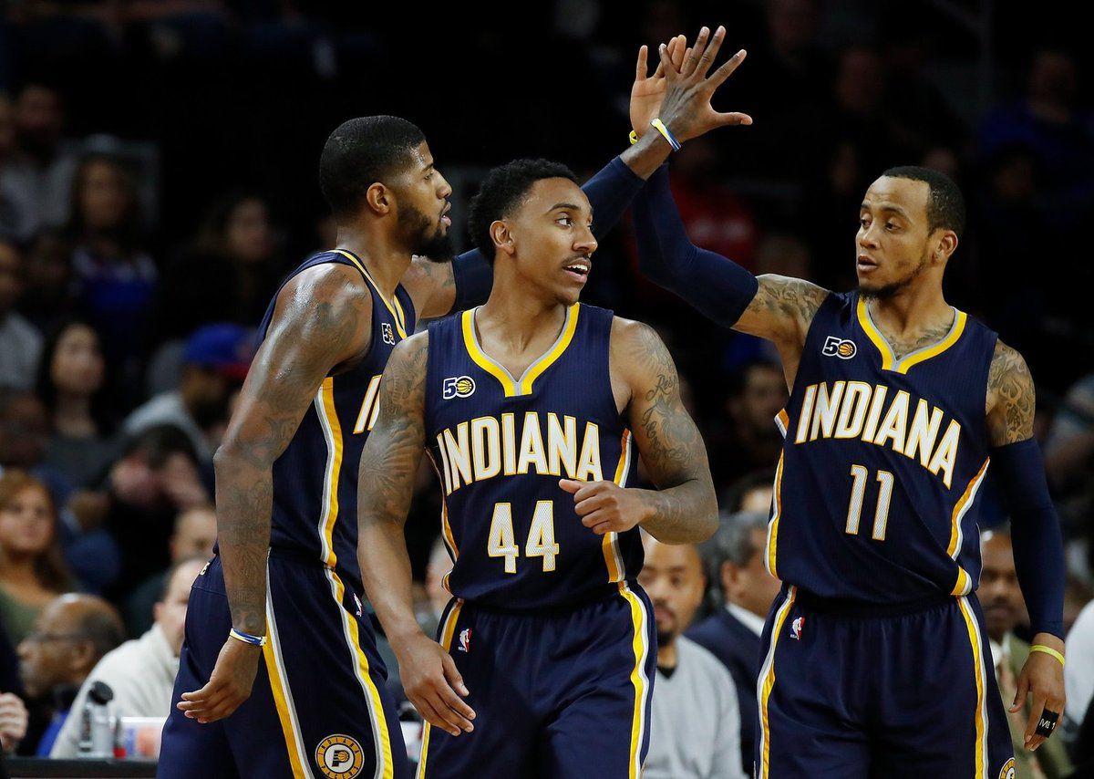 Paul George et les Pacers signent une troisième victoire consécutive à Detroit, Philadelphie vient à bout de Minnesota, les Lakers s'offrent Memphis