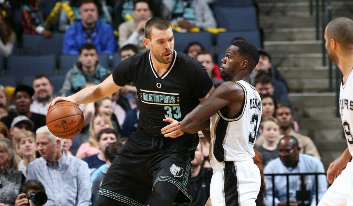 Memphis écoeure les Spurs avec une grosse prestation défensive