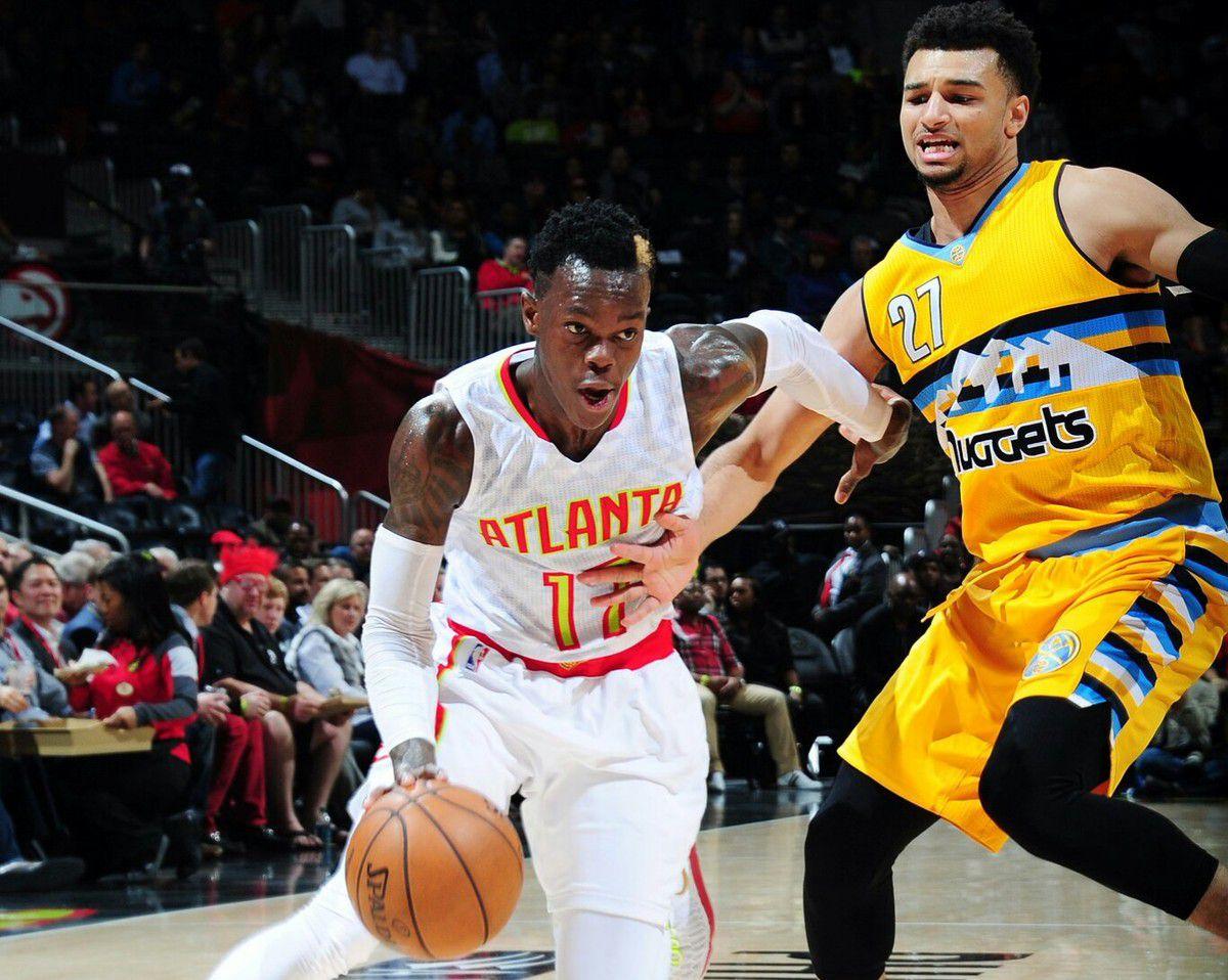 Atlanta en balade contre Denver, Washington a eu chaud contre Brooklyn, Memphis domine les Suns