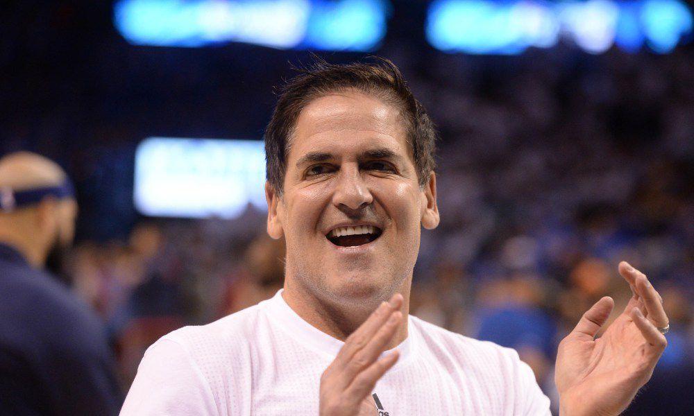 Mark Cuban, propriétaire des Dallas Mavericks