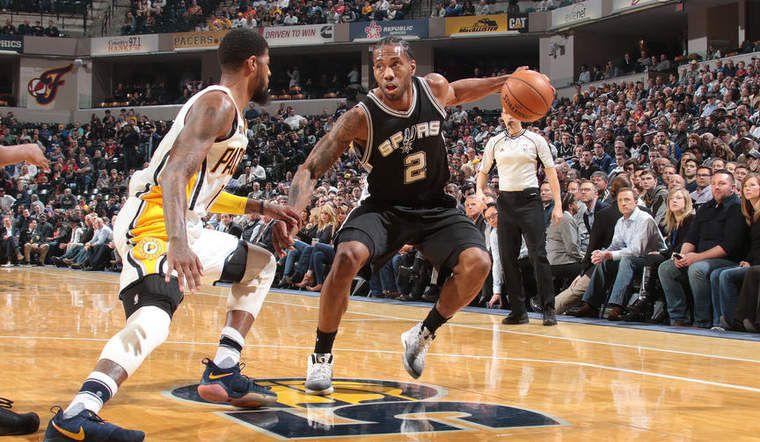 Les Spurs rebondissent à Indianapolis
