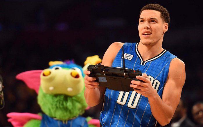 NBA All-Star Week-end : Aaron Gordon ne participera pas au concours de dunks en 2018