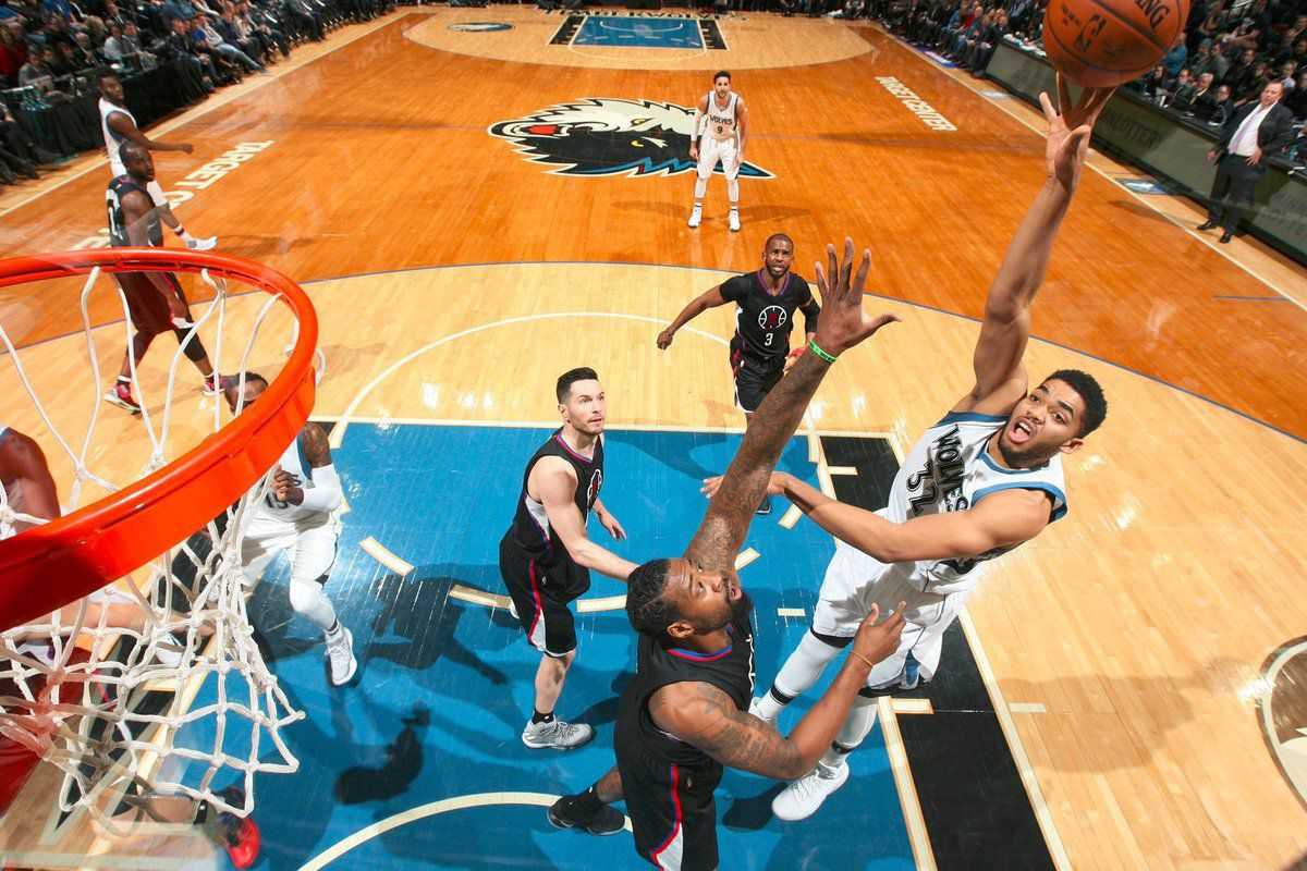 Minnesota domine les Clippers