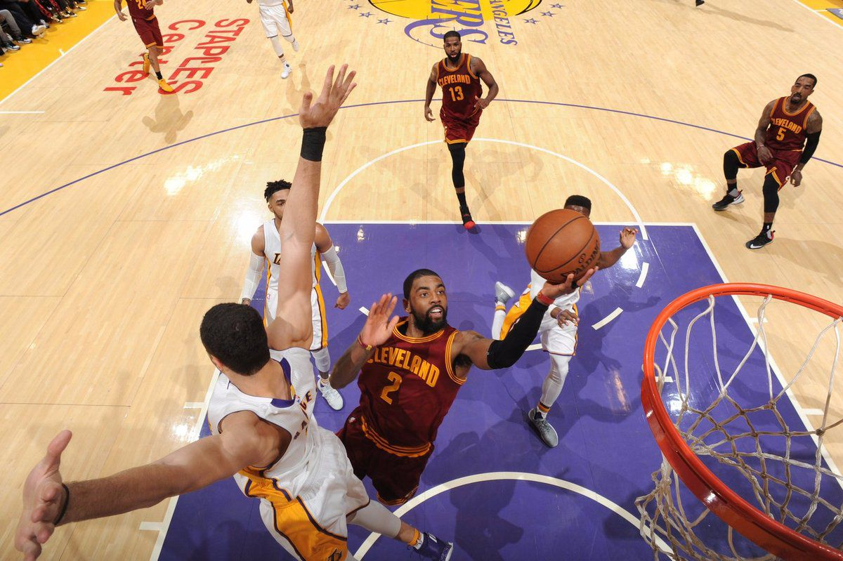 Les Cavaliers ont eu chaud au Staples Center contre les Lakers