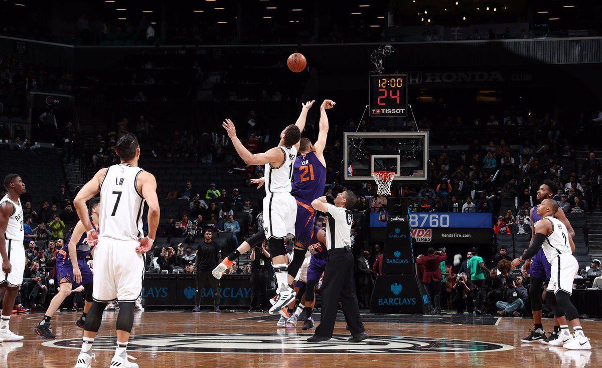 Brooklyn enchaîne avec une large victoire face aux Suns