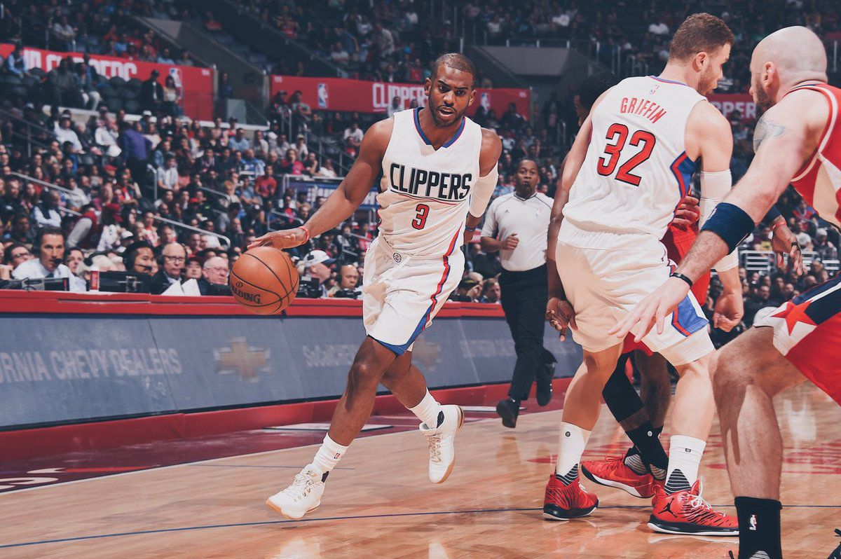 Les Clippers stoppent les Wizards