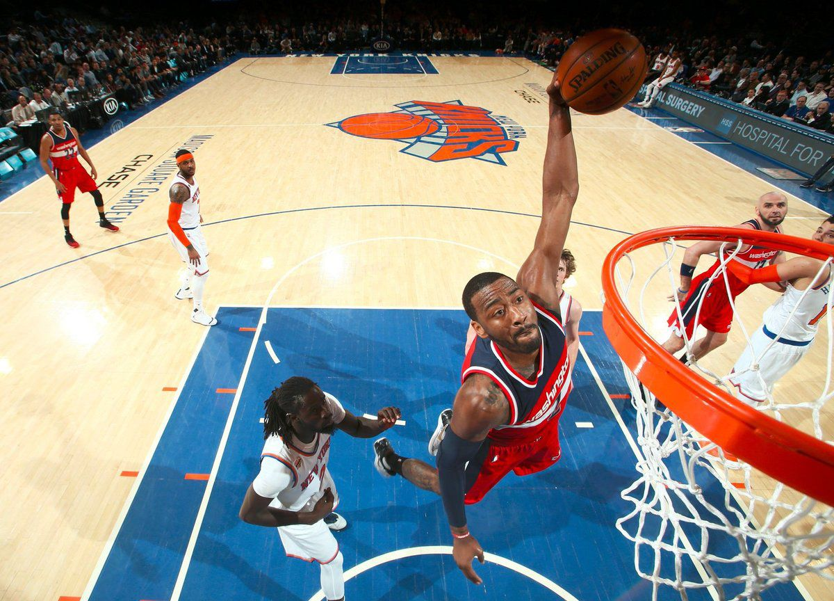 Washington se reprend face aux Knicks