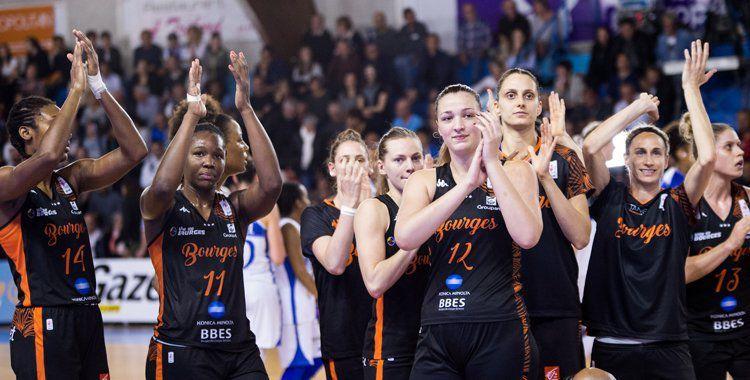 Playoffs LFB : Bourges remporte la première manche de la série face à Montpellier
