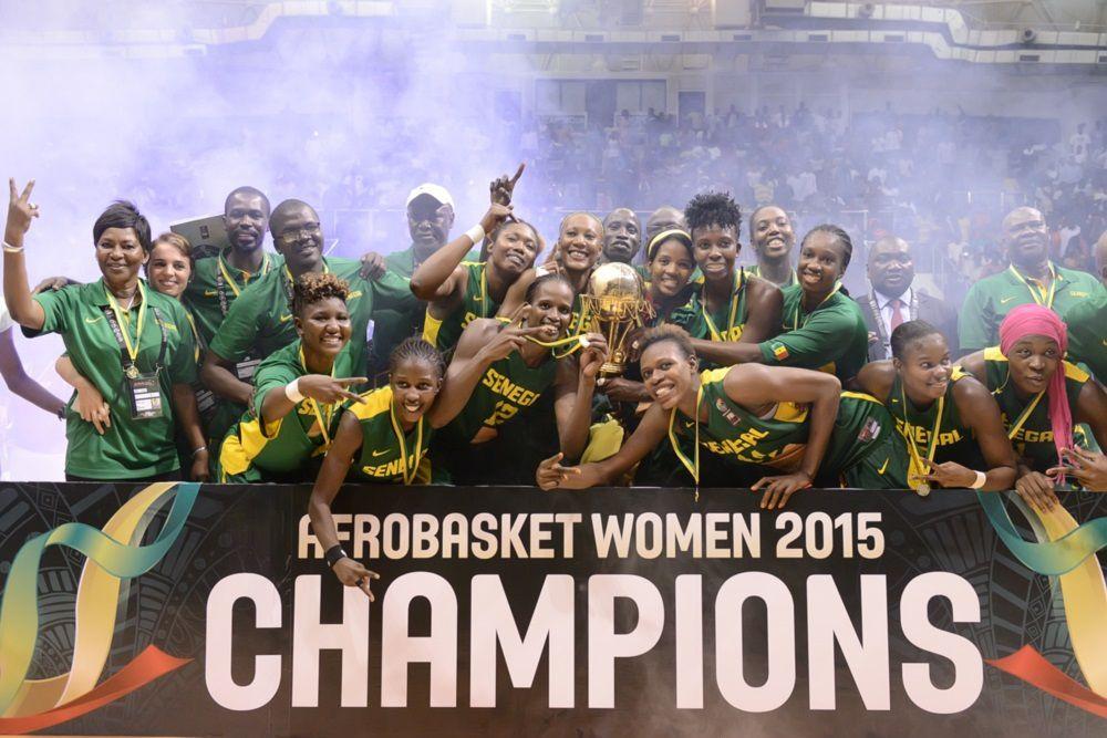 Afrobasket féminin 2017 : le tirage au sort aura lieu à Bamako le 27 mai