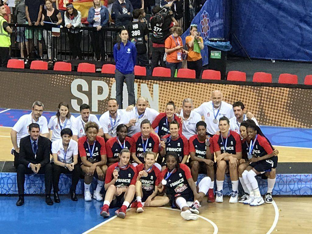EuroBasket féminin : Les Espagnoles de nouveau sur le toit d'Europe !