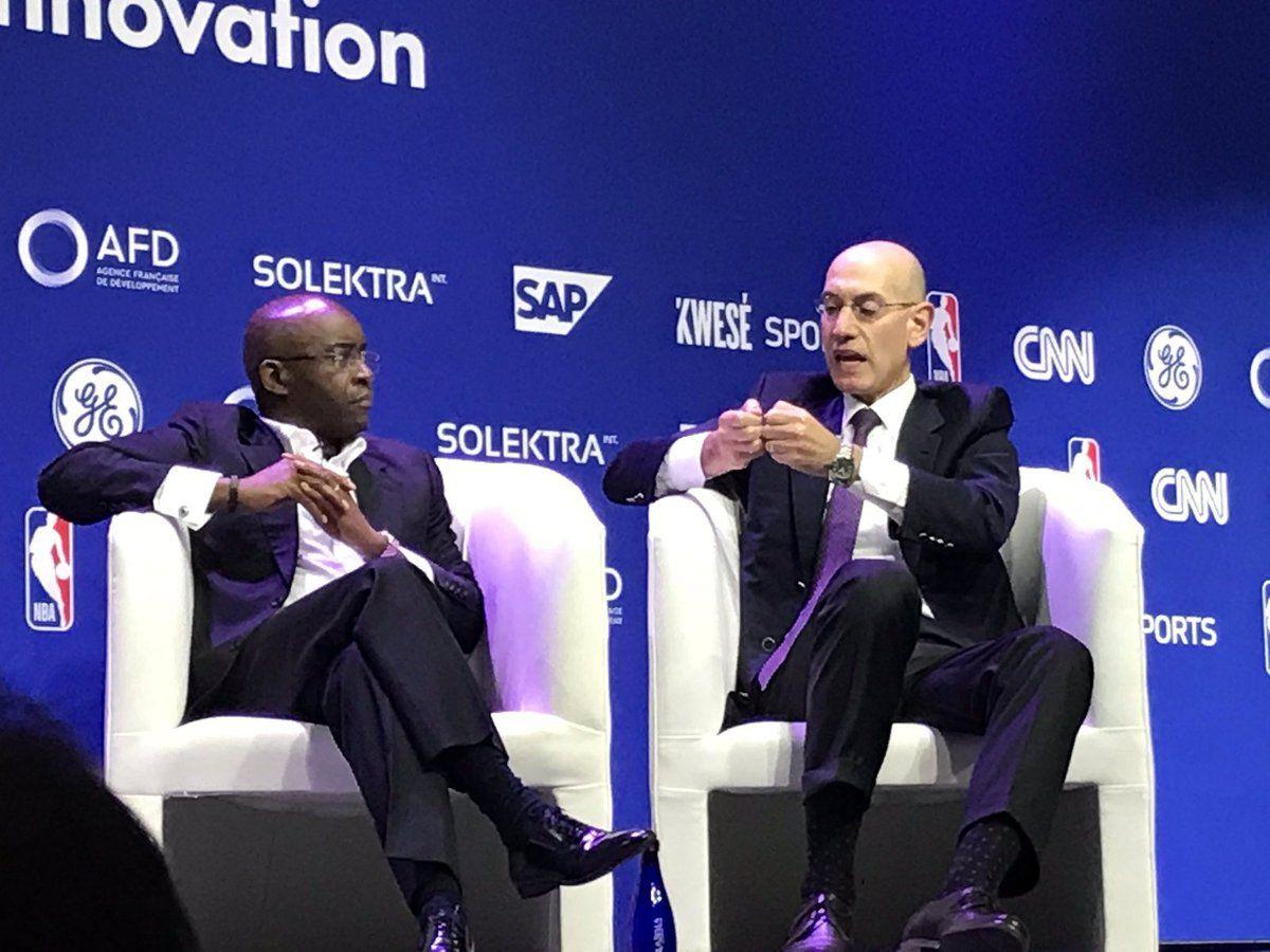 La NBA ouvrira un second bureau en Afrique