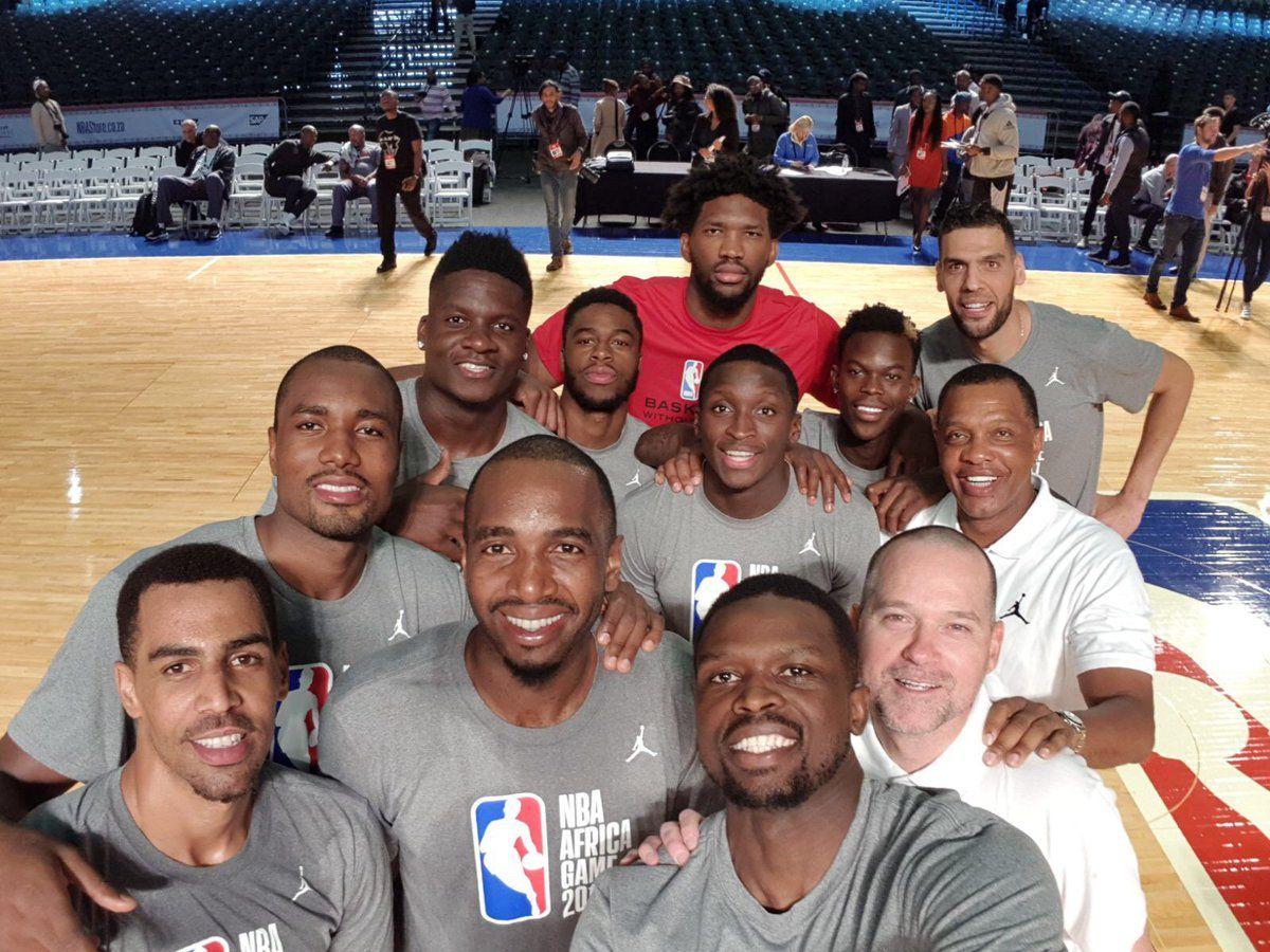 Le prochain NBA Africa Game aura lieu l'année prochaine, la ville reste à déterminer