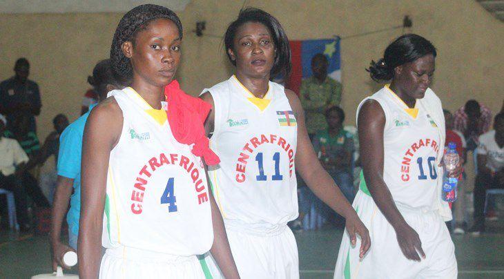 Afrobasket féminin 2017 : la République Centrafricaine dévoile une liste préliminaire de 19 joueuses