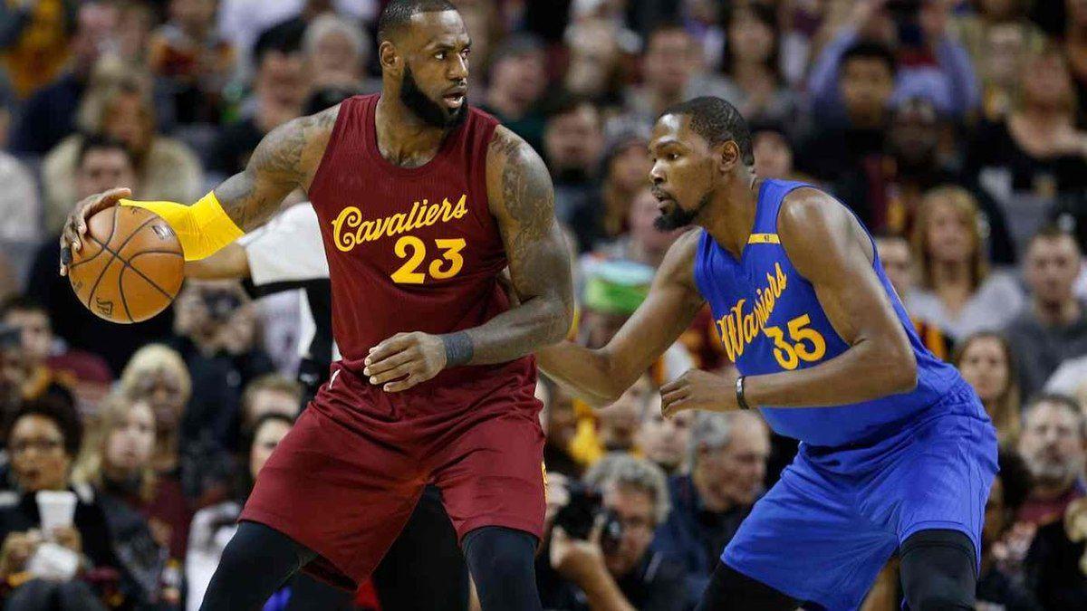 La NBA dévoile les premières affiches de la saison et celles de Noël