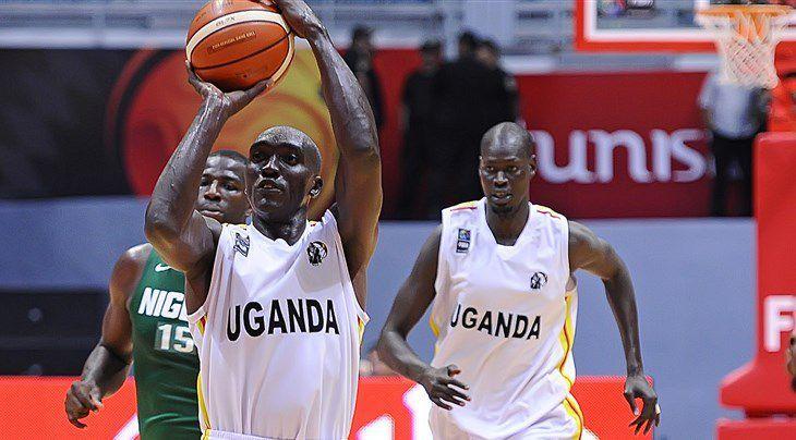 Afrobasket masculin 2017 : L'Ouganda se prépare pour disputer les quarts de finale