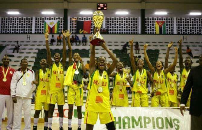 Afrobasket féminin U16 : Les nouvelles championnes d'Afrique reçues en grande pompe
