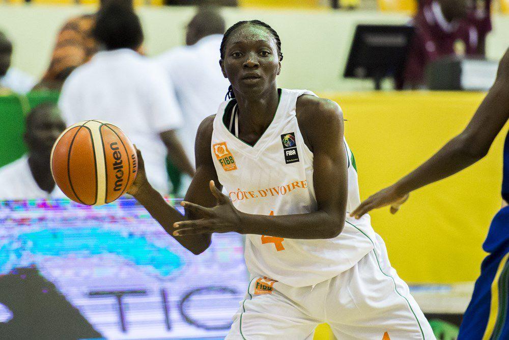 Afrobasket féminin 2017 : la Côte d'Ivoire confirme en battant le Cameroun