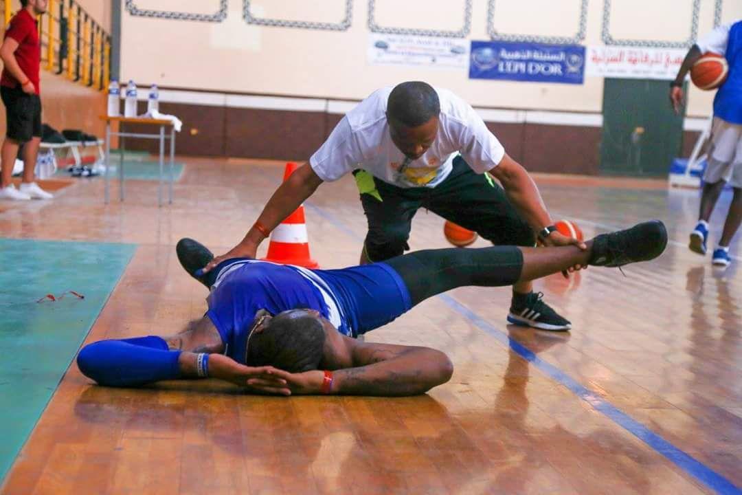 Afrobasket masculin 2017 : les Léopards de la RDC sont en stage à Tunis