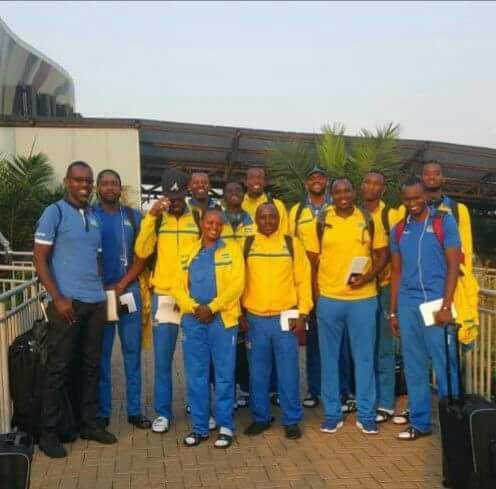 Afrobasket masculin 2017 : Douze joueurs Rwandais dont Kenneth Gasana quittent Kigali pour Tunis