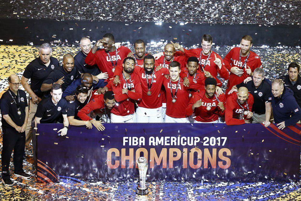 Team USA champion des Amériques après avoir réussi un incroyable comeback